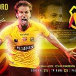 Barcelona define rival para la Noche Amarilla