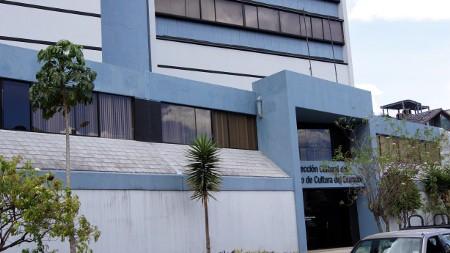 Edificio Aranjuez del Ministerio de Cultura