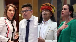Perseguidos políticos viajan hacia México como asilados