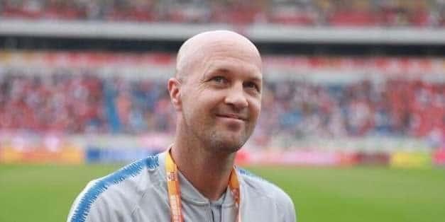 Jordi Cruyff, nuevo entrenador de la Selección de Ecuador