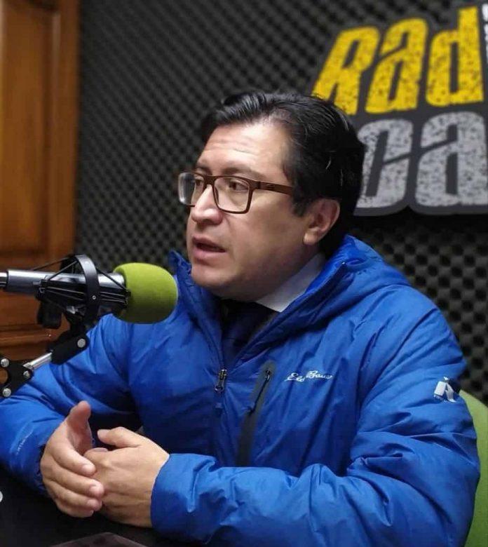 Carlos Poveda, abogado de la Asociación de víctimas del paro Nacional