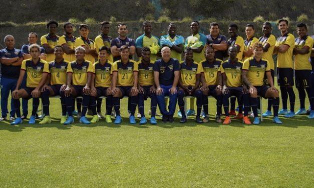 Ecuador Sub-23 viaja hasta Colombia para disputar Preolímpico