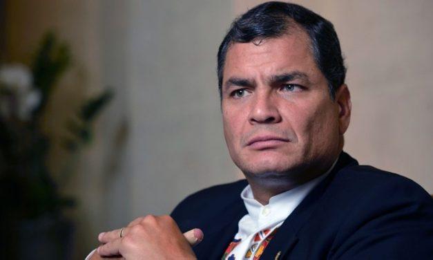 Rafael Correa denuncia pruebas forjadas en Caso Sobornos