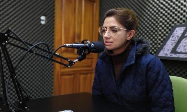 """Jhajaira Urresta: """"No voy a ser candidata, soy una mujer solidaria que respeta al pueblo"""""""
