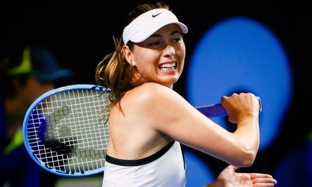 Maria Sharapova anuncia su retiro de las canchas de tenis