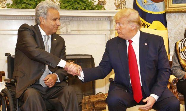 La USAID vuelve al Ecuador