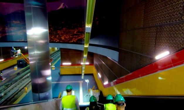 El Metro de Quito viene con deuda millonaria a largo plazo