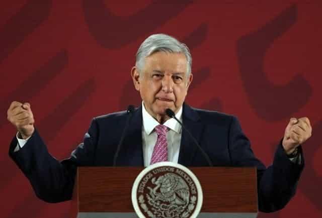Andrés Manuel López Obrador. Presidente de México
