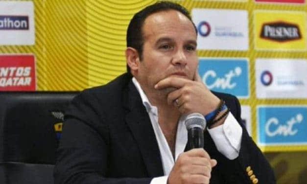CONMEBOL abrió expediente a Presidente de la FEF