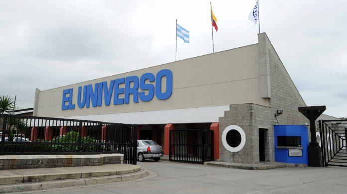 Instalaciones de diario El Universo.