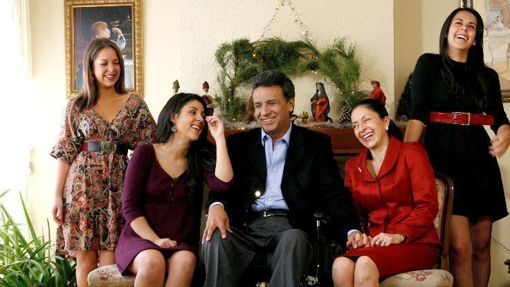 Hija de Moreno ocupa cargo diplomático con título de periodista