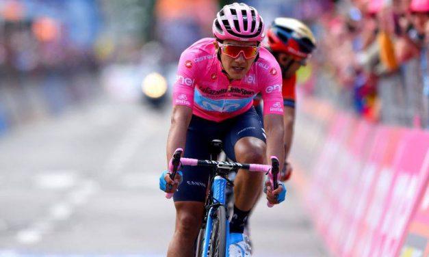 Richard Carapaz: Ratificado como líder de INEOS para el Giro 2020