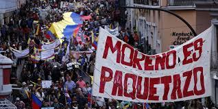 Movimiento indígena se une a las movilizaciones este 25 de mayo