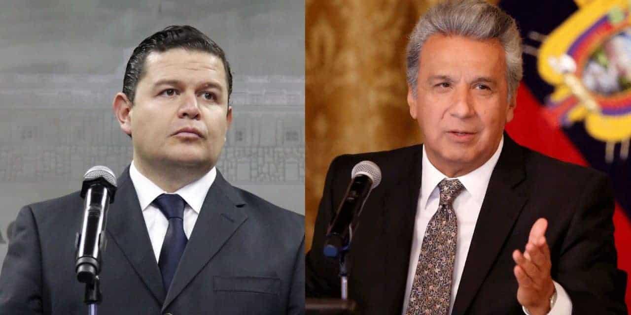Moreno retrocede: Roldán es un secretario más