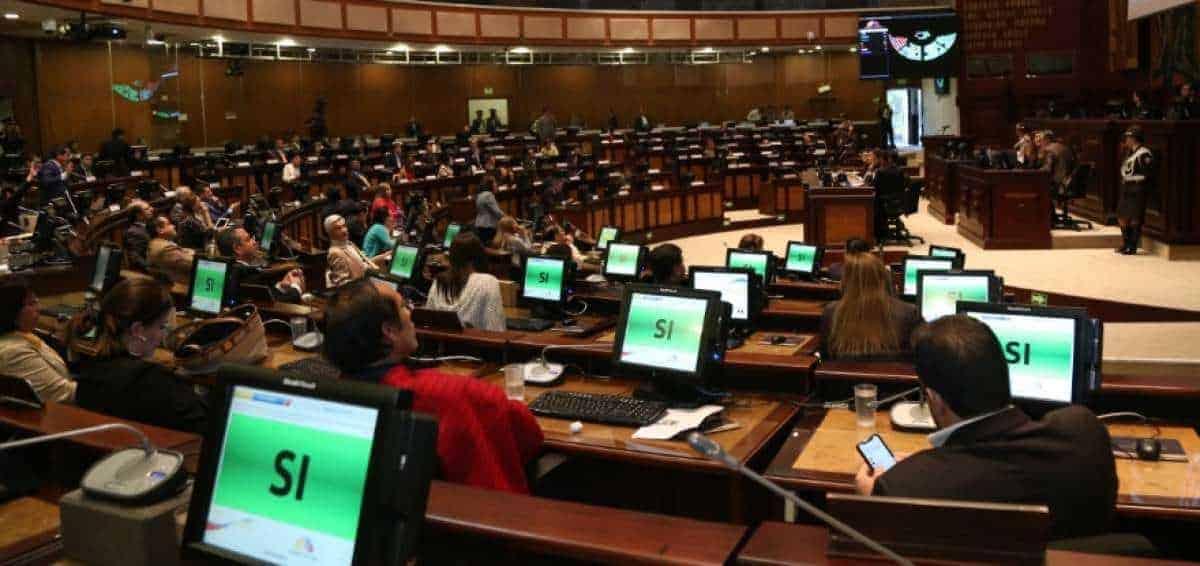 Asamblea Nacional asambleístas