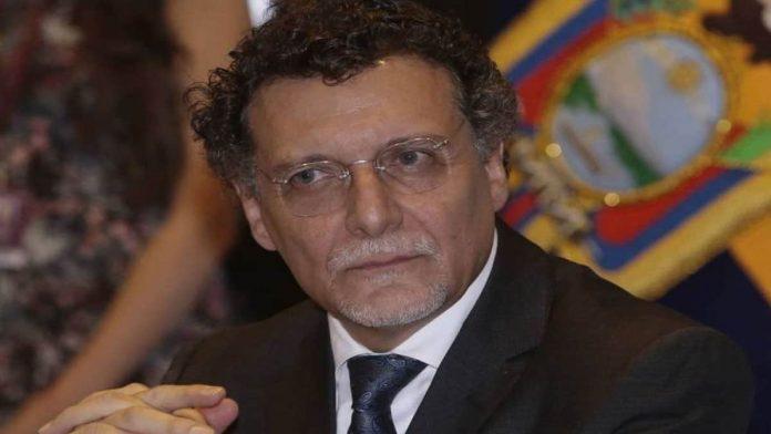 Pablo Celi, Contralor. Foto: Radio Huancavilca