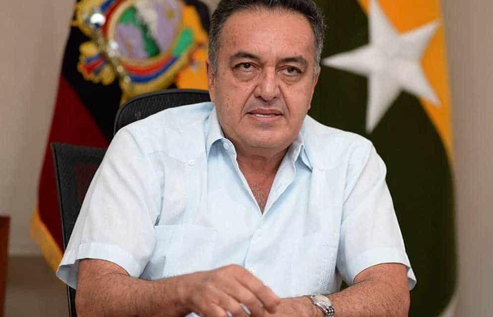 Exalcalde de Samborondón es el nuevo viceprefecto del Guayas