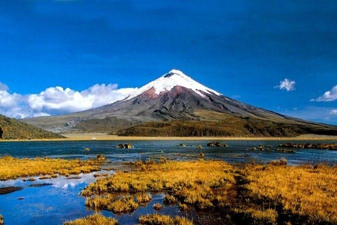 Moreno reabre el Parque Nacional Cotopaxi con 1092 contagios en esa provincia
