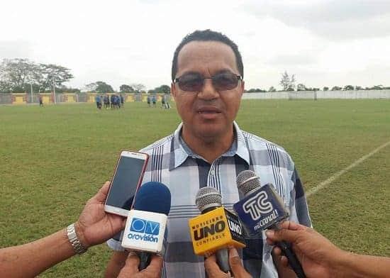 José Aroca, presidente de Fuerza Amarilla, fallece por COVID-19