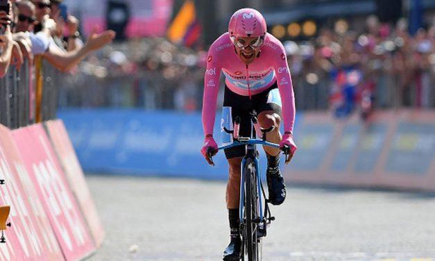 La nueva meta de Richard Carapaz: crear un equipo profesional de ciclismo