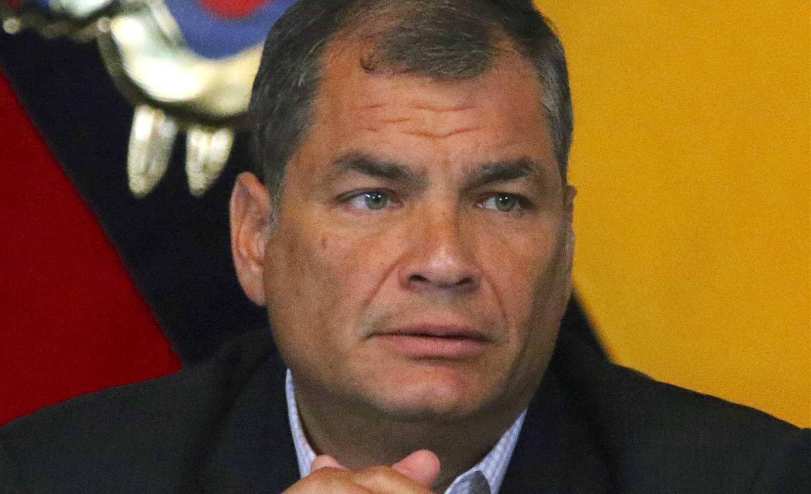Rafael Correa Caso Sobornos