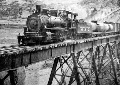 El tren de Alfaro.