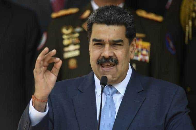Maduro le da 72 horas a la embajadora de la UE para salir de Venezuela