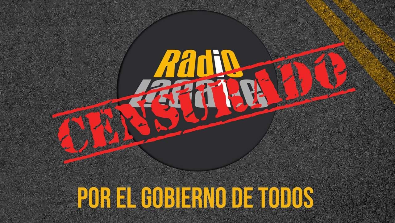 El Gobierno censura a Radio la Calle por publicar un comunicado oficial de octubre