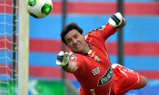 Carlos Luis Morales, ascenso y caída de un número 1 del arco ecuatoriano (infografía)