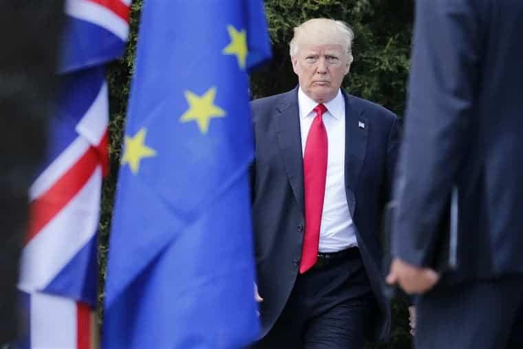 EE.UU. evalúa imponer aranceles a la UE; nuevo conflicto en la mira