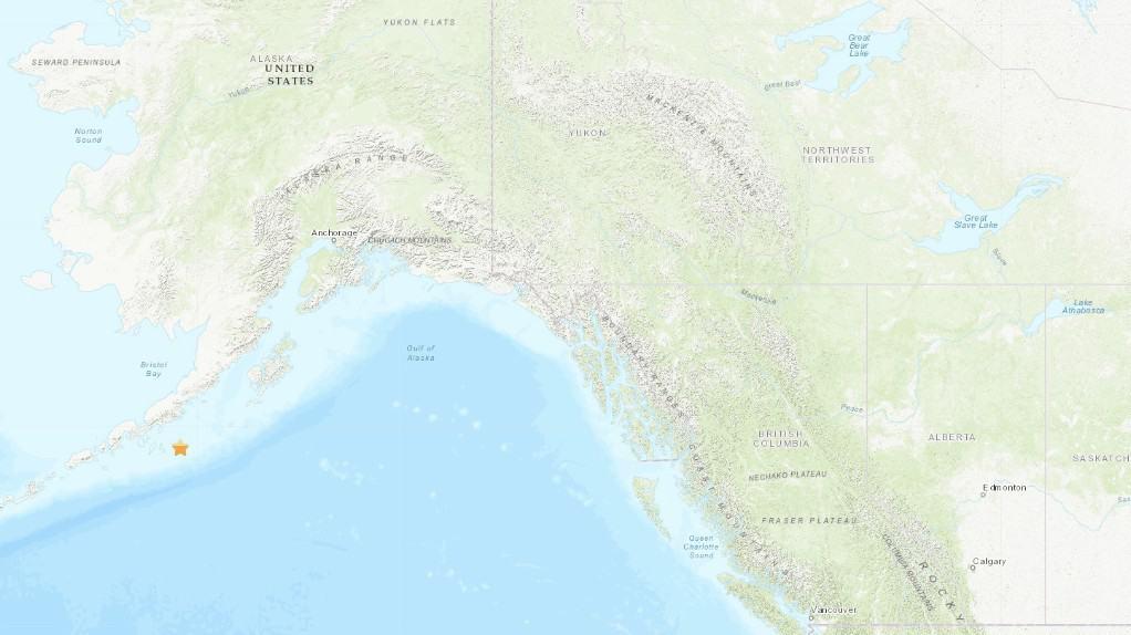 Terremoto de 7.8 grados sacude Alaska, descartado tsunami para el pacífico (Video)