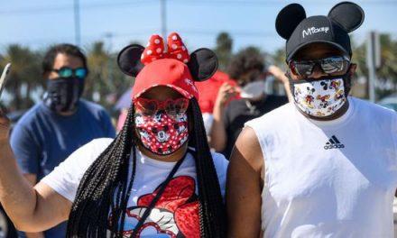 Disney abre sus puertas mientras Florida alcanza récord de contagios