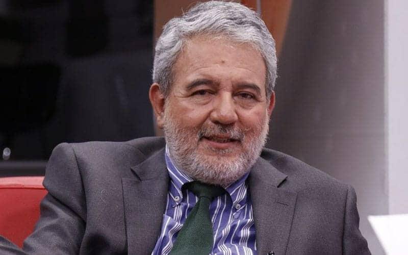 Luis Verdesoto consejero CNE