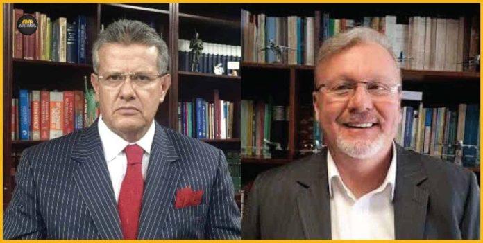 Augusto Tandazo y Ramiro Aguilar