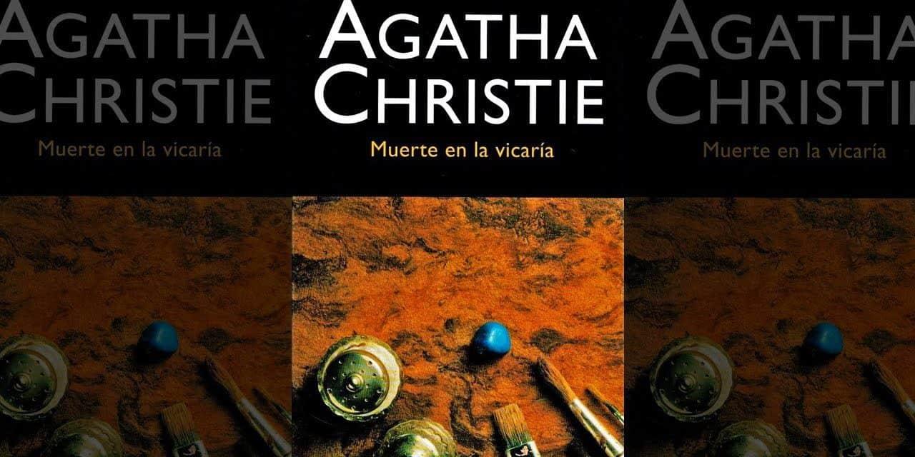 Libro de la semana: Muerte en la vicaría, de Agatha Christie