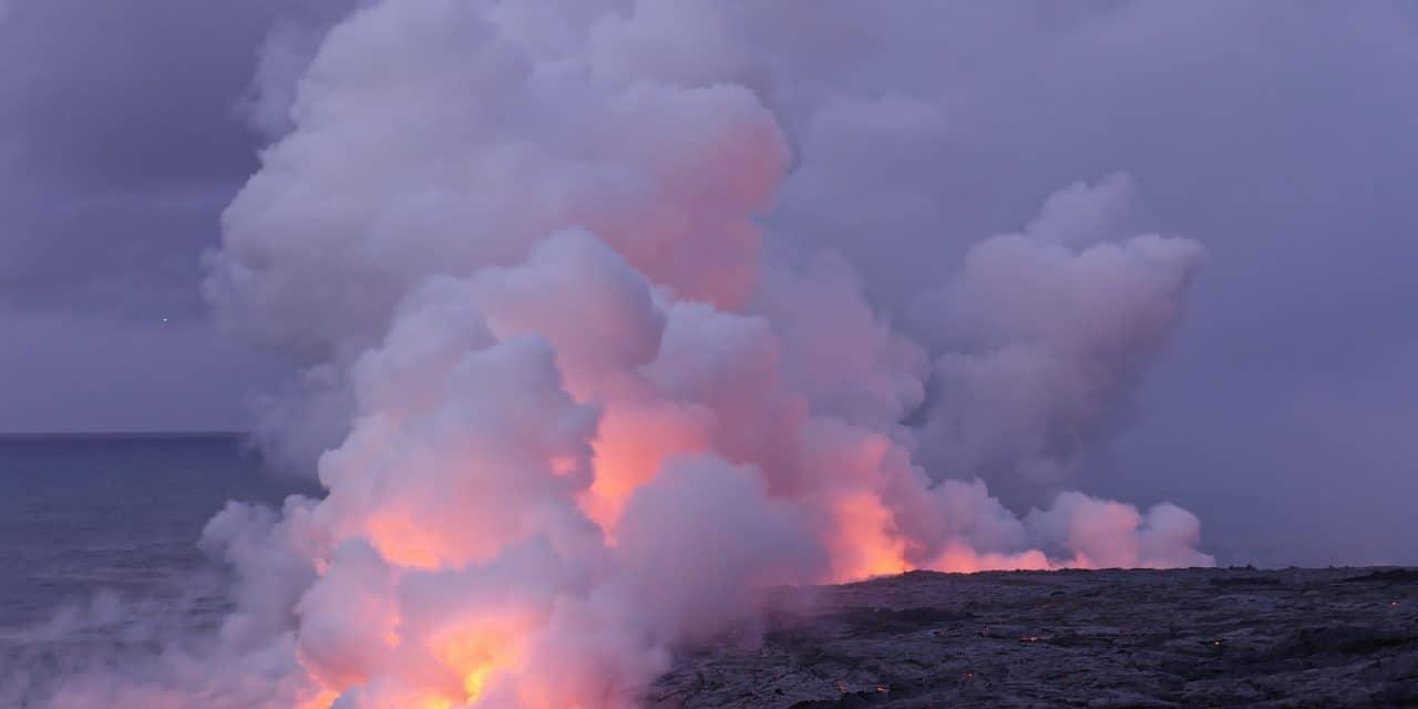 Volcanes de Galápagos ocultan magma de gran potencial explosivo