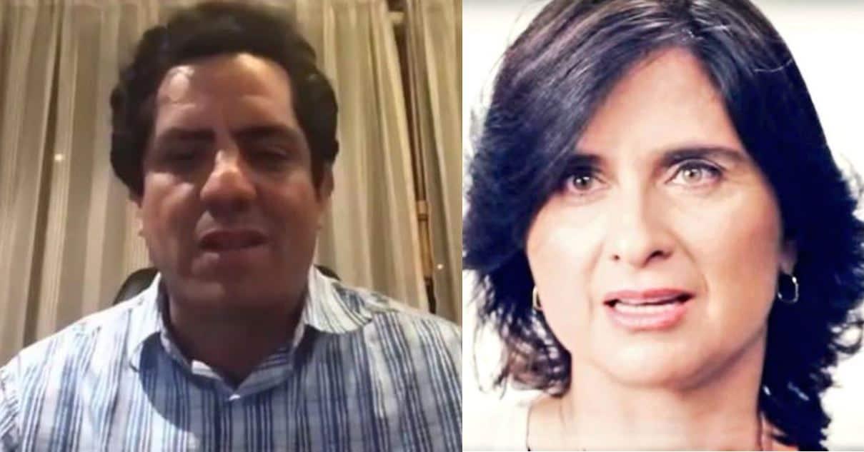 Xavier hervás María Sara Jijón Izquierda Democrática