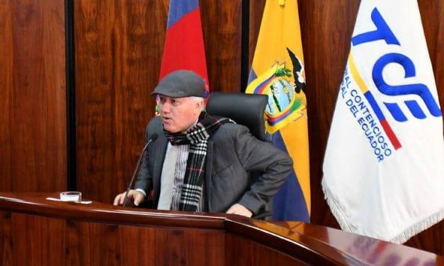 Juez que deja sin partido a la Revolución Ciudadana fue candidato de CREO