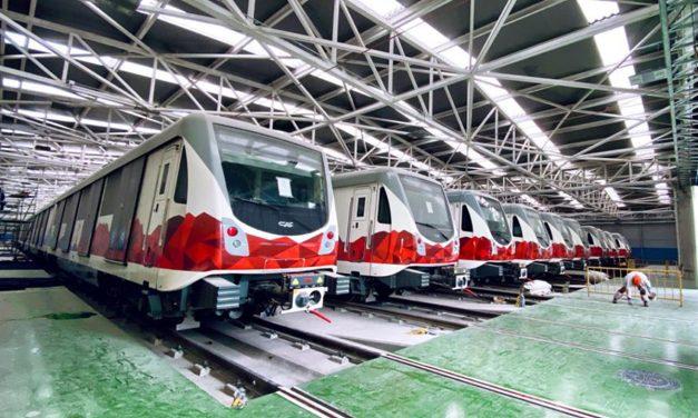 El Metro de Quito inicia la fase de pruebas
