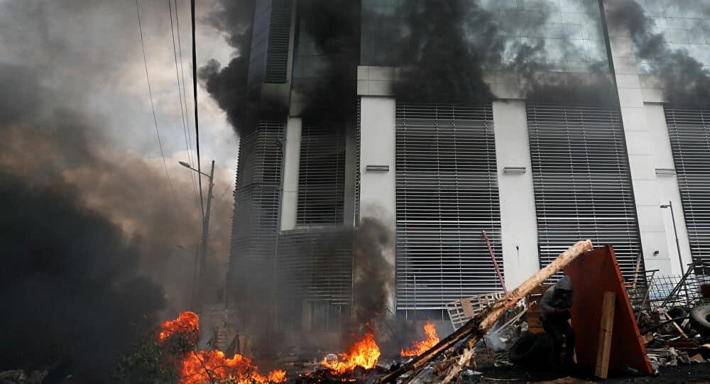 Incendio de la Contraloría fue pensado por la propia institución, señala exfuncionario