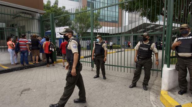 Policía presos shy dahan OREN SHEINMAN
