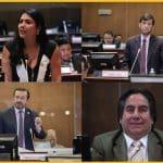 Cuatro asambleístas tienen carné de discapacidad