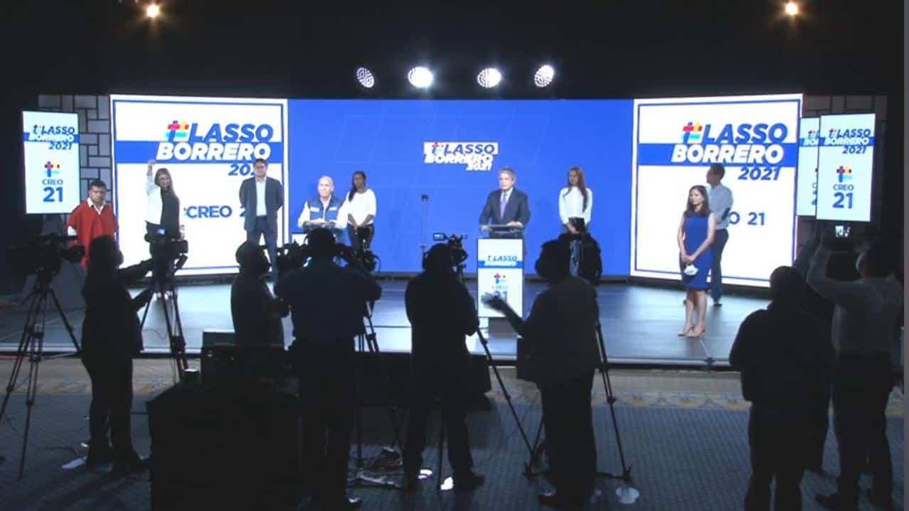 Lasso CREO candidatos