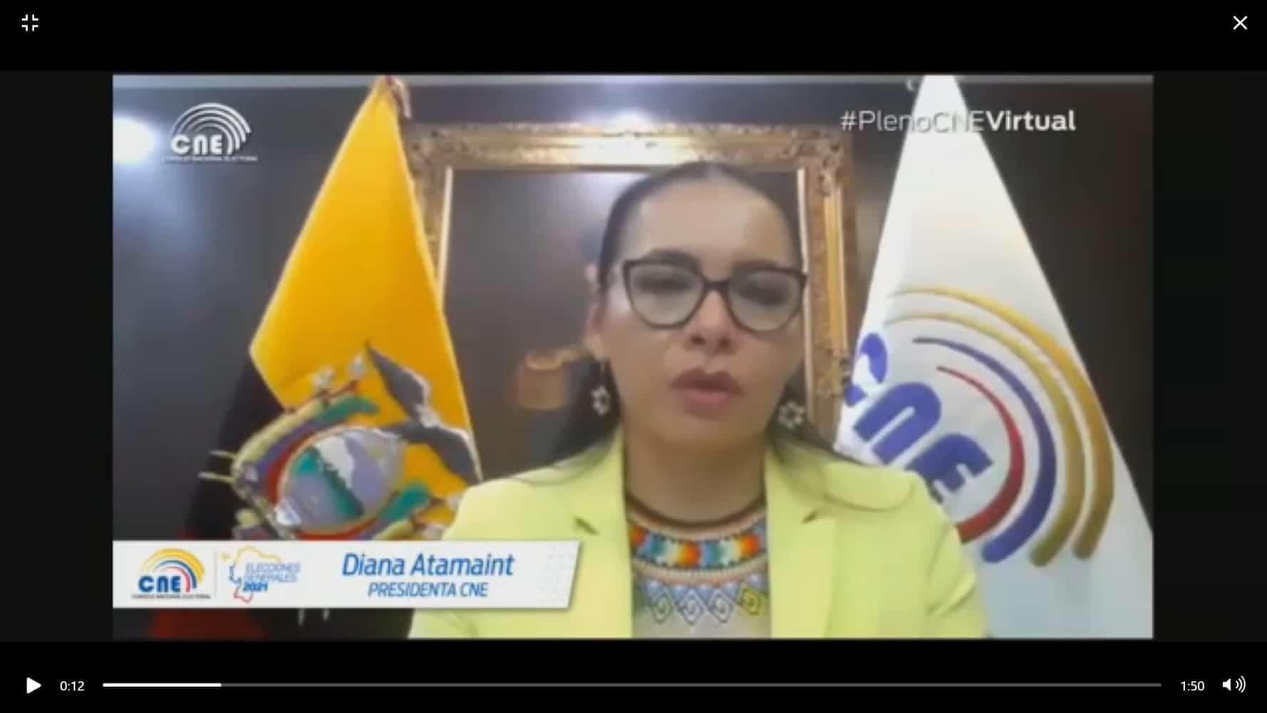 Diana Atamaint CNE