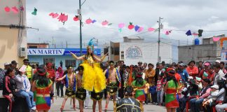 Tisaleo, provincia de Tungurahua.
