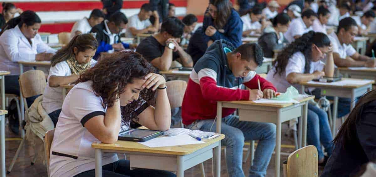 Examen educación superior Senescyt