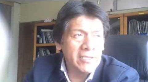 Fausto Chunata alcalde Penipe