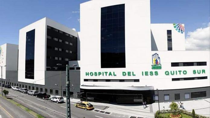 Hospital Quito Sur IESS