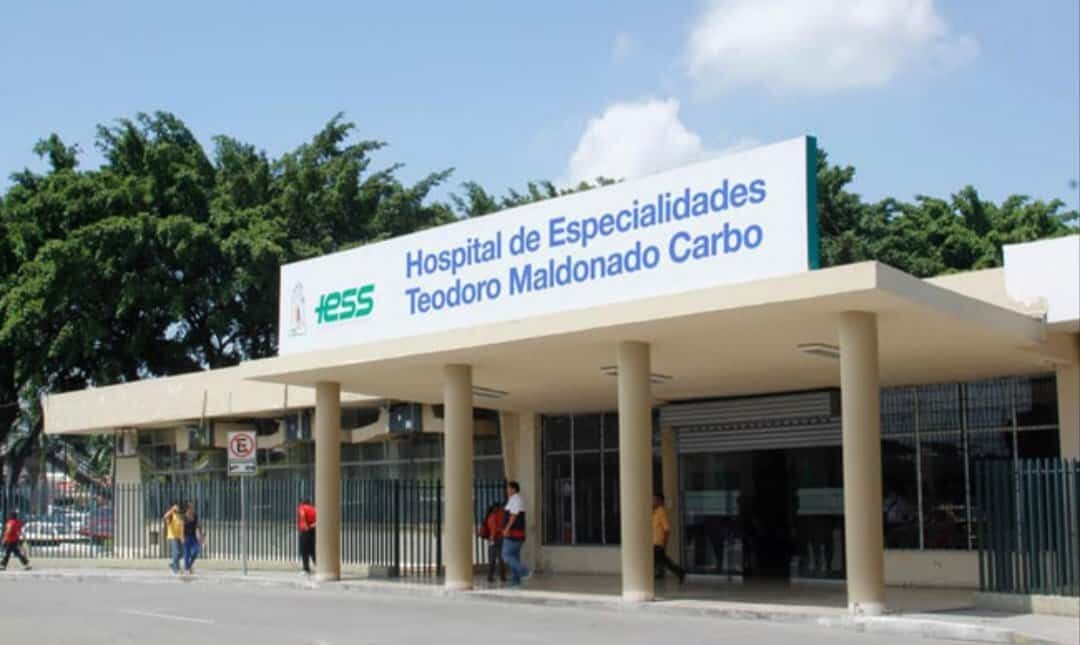 Hospital Teodoro Maldonado Carbo