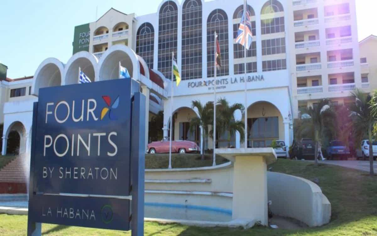 Hoteles Marriott Cuba